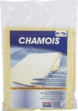 Granville Chemicals Premium Genuine Chamois Leather - 1.5 Sq Ft Small